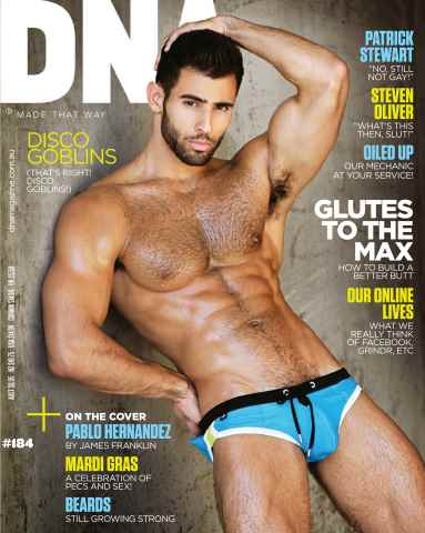 DNA Magazine issue # 184 - Fashion