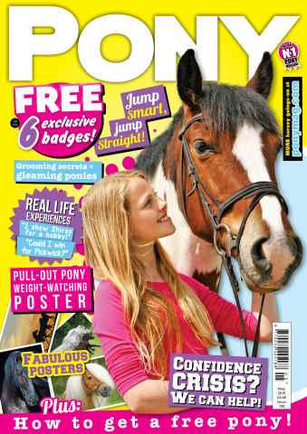 Pony Magazine issue PONY Magazine – May 2015