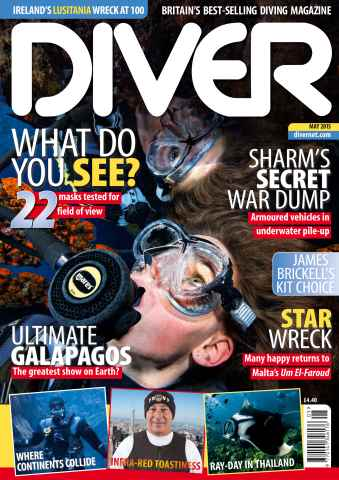DIVER issue MAY 2015