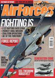 AirForces Monthly issue May 2015