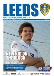 Leeds United issue Leeds United vs Norwich City