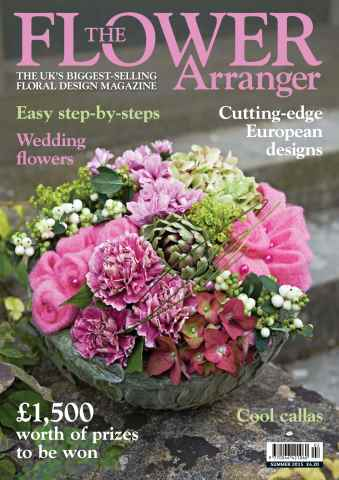 The Flower Arranger issue Summer-15