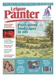 Leisure Painter issue Jun-15