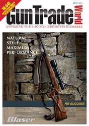 Gun Trade World issue May 2015