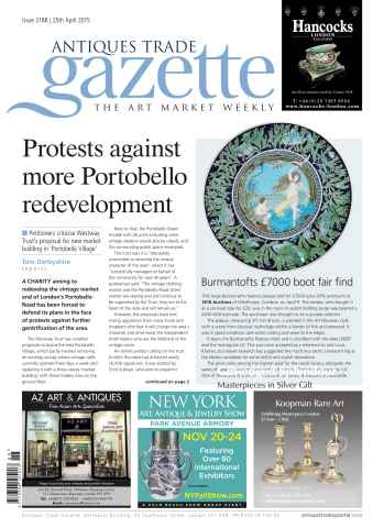 Antiques Trade Gazette issue 2188