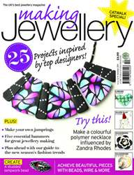 Making Jewellery issue October 2011