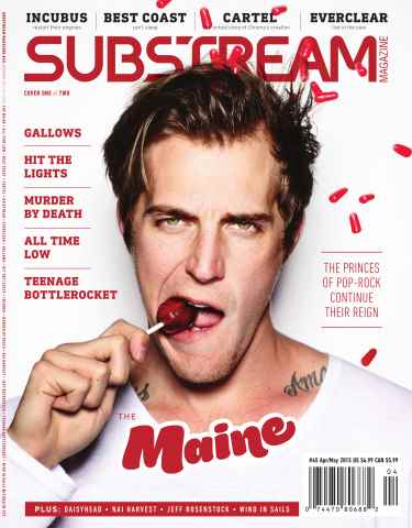 Substream Magazine issue Issue 45 Featuring The Maine