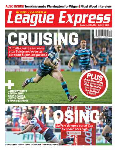 League Express issue 2963