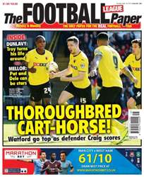 The Football League Paper issue 19th April 2015