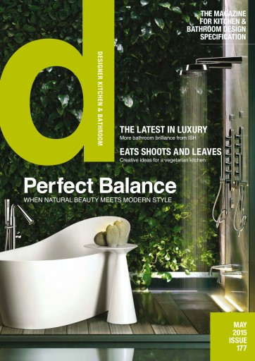 Designer Kitchen & Bathroom issue Designer Kitchen and Bathroom May Edition
