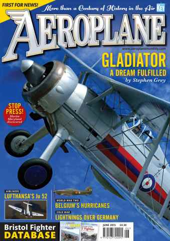 Aeroplane issue June 2015