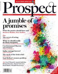 Prospect Magazine issue May 2015