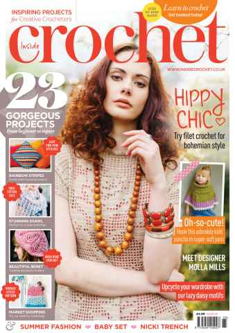Inside Crochet issue Issue 65