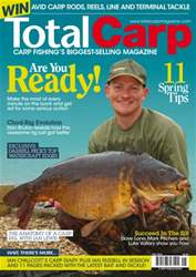 Total Carp issue May 2015