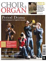 Choir & Organ issue May - June 2015