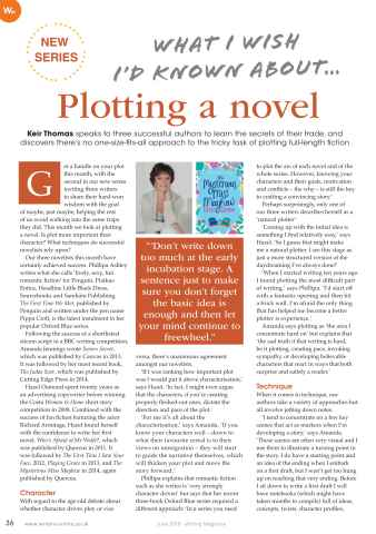 Writing Magazine Preview 36