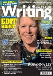 Writing Magazine issue June 2015