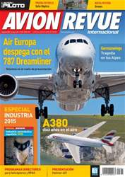 Avion Revue Internacional España issue Número 395