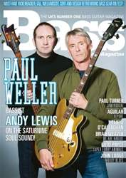 Bass Guitar issue 117 May 2015