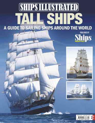 Ships Illustrated issue Tall Ships