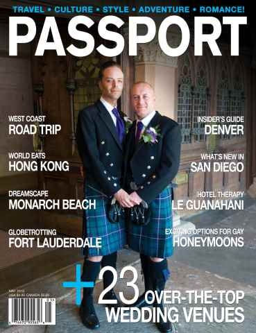 Passport issue May 2015