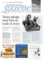 Antiques Trade Gazette issue 2189