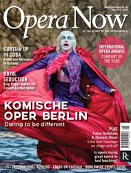 Opera Now issue May 2015