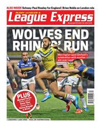 League Express issue 2964