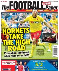 The Football League Paper issue 26th April 2015