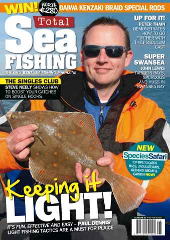 Total Sea Fishing issue June 2015