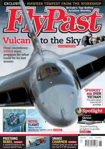 FlyPast issue June 2015