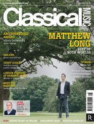 Classical Music issue May 2015