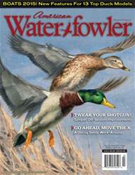 American Waterfowler issue Volume VI, Issue I
