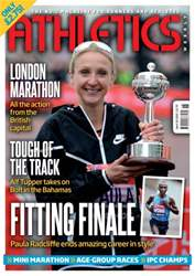 Athletics Weekly issue 30 April 2015