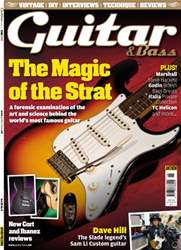 Guitar & Bass Magazine issue Jun-15