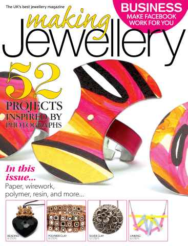 Making Jewellery issue June 2015