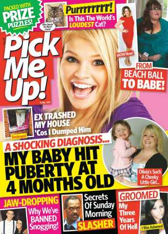 Pick Me Up issue 14th May 2015