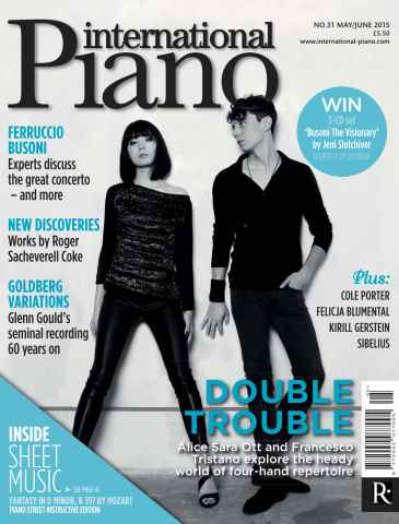 International Piano issue May - June 2015