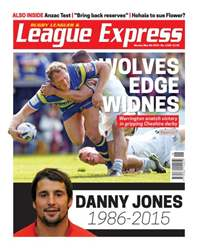 League Express issue 2965