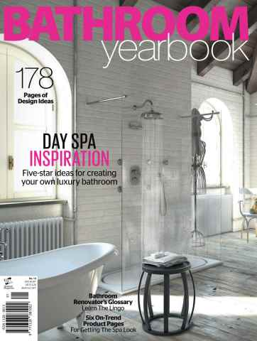 Bathroom Yearbook issue Issue#19 2015