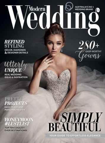 Modern Wedding issue Modern Wedding - Volume 67
