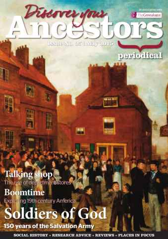 Discover Your Ancestors issue May 2015