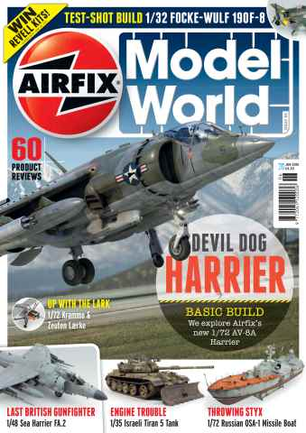 Airfix Model World issue June 2015