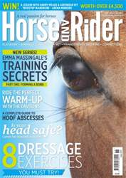Horse&Rider Magazine - UK equestrian magazine for Horse and Rider issue H&R June 2015