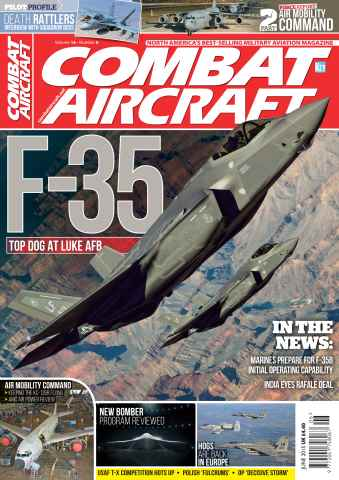 Combat Aircraft issue June 2015