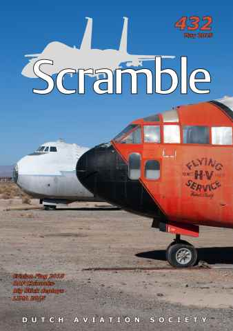 Scramble Magazine issue 432 - May 2015