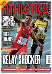 Athletics Weekly issue 07 May 2015