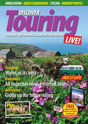 Discover Touring issue May 2015