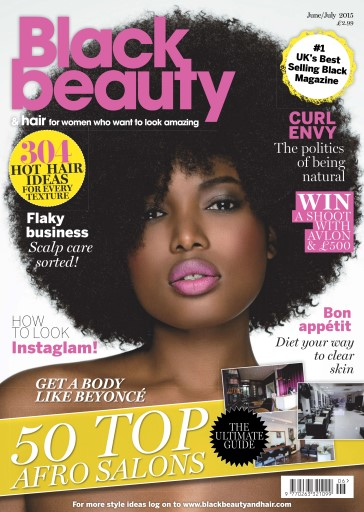 Excellent Black Beauty Amp Hair The Uk39S No 1 Black Magazine June July Hairstyles For Women Draintrainus