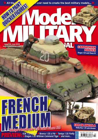 Model Military International issue 110
